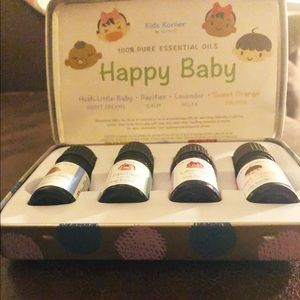 Baby Essential Oil Set